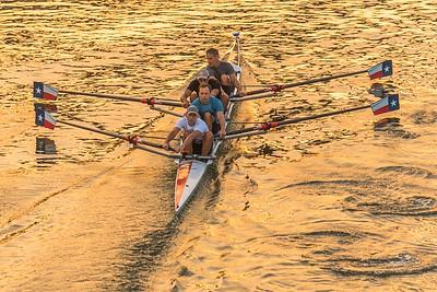 Rowing In Austin, Texas