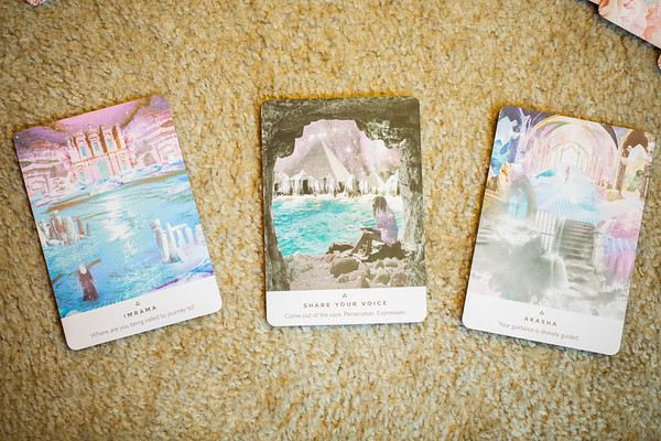 Daily Oracle Card Reading