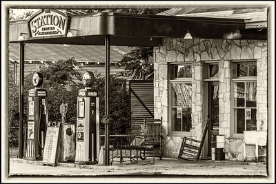 The Station - Dripping Springs, Texas