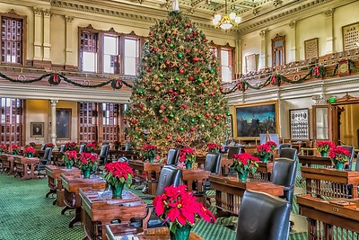 Senate Chamber - Texas State Capitol