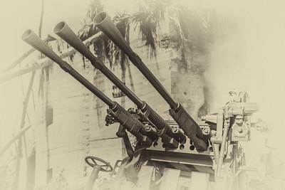 WWII Guns - Nimitz Museum
