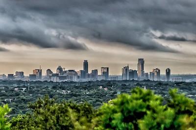 A View of Austin, Texas