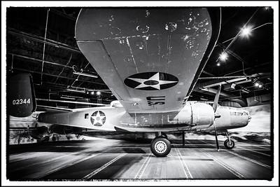 B-25 at Nimitz Museum