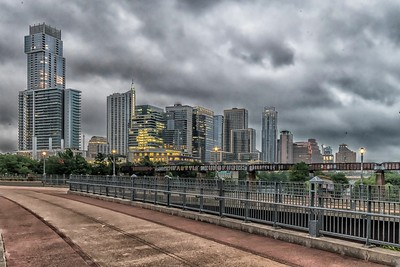 A View of Austin, Texas