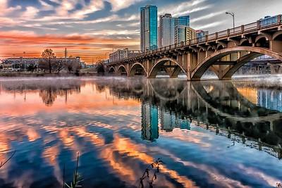 Lamar Street Bridge - Austin