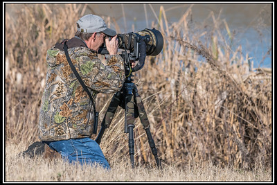 THE PHOTOGRAPHER - by Bill J Boyd