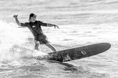 SURFING - by Bill J Boyd