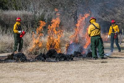 FIRE BURN - by Bill J Boyd