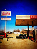 """Gas and Guns, Oklahoma<br /> <br /> There are 129,817 licensed gun dealers in the United States.  There are 143,839 gas stations in the United States.  And then you have the rare, gas and gun convenience store...<br /> <br /> Two things Americans love, guns and gas.<br /> <br /> The rate of gun ownership in Oklahoma is 44.6%, which is the 19th most in the country.  The rate of gun deaths is 14.46 per 100,000 people, which is the 11th most in the country.<br /> <br /> According to this report: <a href=""""http://www.aljazeera.com/indepth/interactive/2012/07/2012726141159587596.html"""">http://www.aljazeera.com/indepth/interactive/2012/07/2012726141159587596.html</a>"""