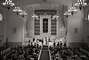 """Dramatic Grandeur, Houston TX  I was very lucky to assist the amazing <a href=""""http://www.thesilhouettestudio.com"""">Sarah Williams</a> and the Silhouette Studio for Cara and Keyl's Houston wedding.  The wedding ceremony was held at the magnificent St. Lukes United Methodist church in downtown Houston.  Cara was so nice and easy going.  She's an awesome person and Keyl is one lucky guy!  Sarah did a great job at this wedding, coordinating herself and two assistants to get lots of amazing shots from every angle.  This was a difficult venue to shoot because we were not allowed to shoot inside the room, except from the back balcony.  So naturally I concentrated on the wide shots and composed the scene as if it were a landscape.  The 50mm was the perfect landscape focal length for being way back in the balcony and it produced a lot less lens distortion than my 24mm.  It was really fun working with a team of three photographers; we had a great time hanging out.  Check out <a href=""""http://www.thesilhouettestudioblog.com/2013/04/gardens-of-bammel-lane-houston-wedding.html"""">Sarah's blog post</a> for more awesome photos from this wedding!  Critiques are always welcome.  Daily photo: April 30, 2013, taken April 20, 2013"""