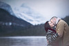 "Two Medicine Romance, Glacier National Park MT<br /> <br /> A little romance in one of our country's most beautiful locations!  Go to Glacier and you'll fall in love.  Guaranteed.  This is at Two Medicine lake which is open all year around.  It's a perfect place for Montana brides and grooms to go for a mountain engagement session.<br /> <br /> Read more about this session on the blog: <a href=""http://blog.paulbellinger.com"">http://blog.paulbellinger.com</a><br /> <br /> Montana wedding photography by Billings Montana wedding photographer Paul Bellinger.  An artistic vision for dramatic fine art photography as unique as your love story.  How do you dream of being photographed?  Contact Billings Montana wedding photographer Paul Bellinger for any wedding destination.   <a href=""http://www.paulbellinger.com"">http://www.paulbellinger.com</a><br /> <br /> Daily photo: Oct 23, 2013, taken Oct 17, 2013"