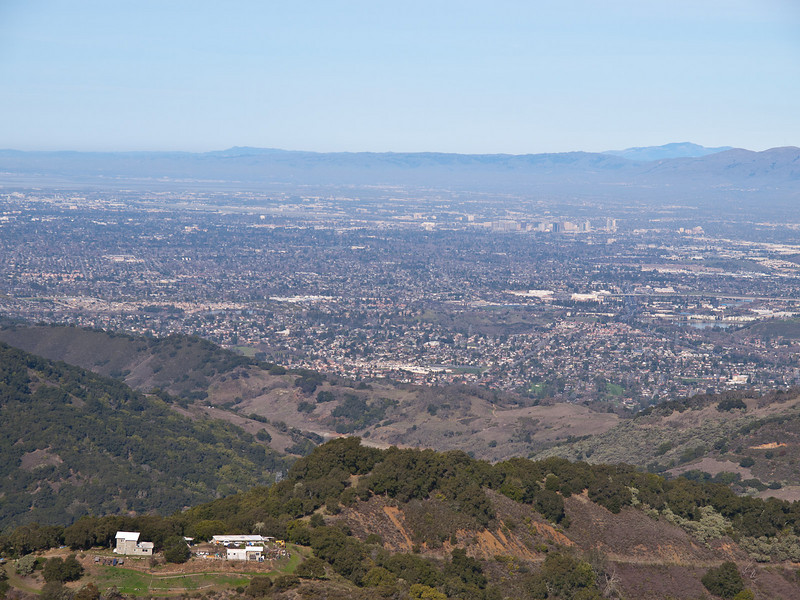 San Jose from afar