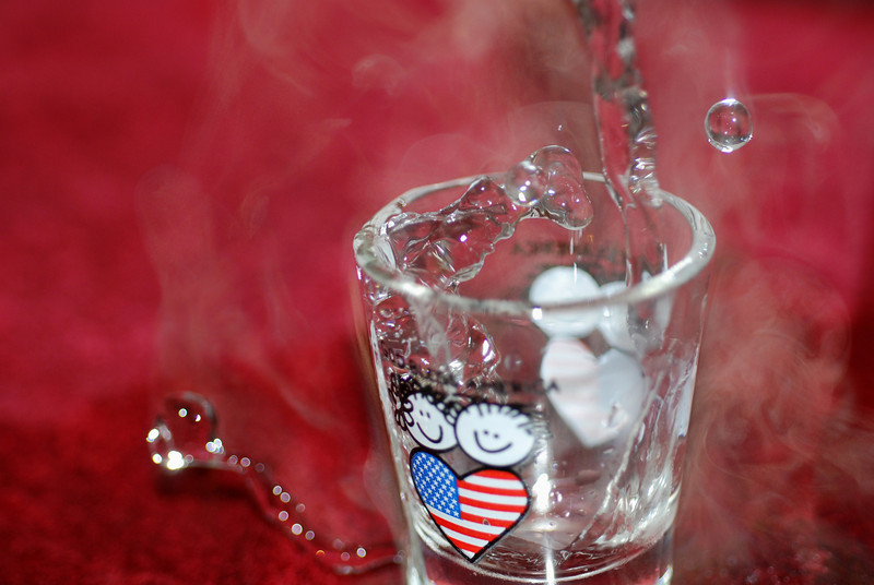 Hot Water Shotglass