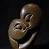 Kissing Statue