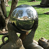 Monkey with Steel Ball