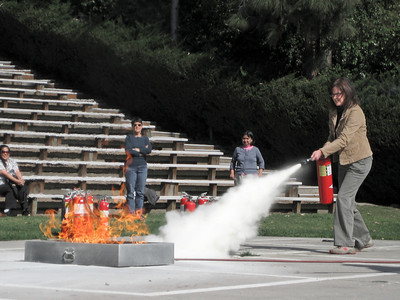 Fire Extinuisher Training