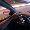 "10/16/08<br /> ""Desperation"" shot today. Turns out it's pretty hard to hold a camera steady while driving. Who knew?"