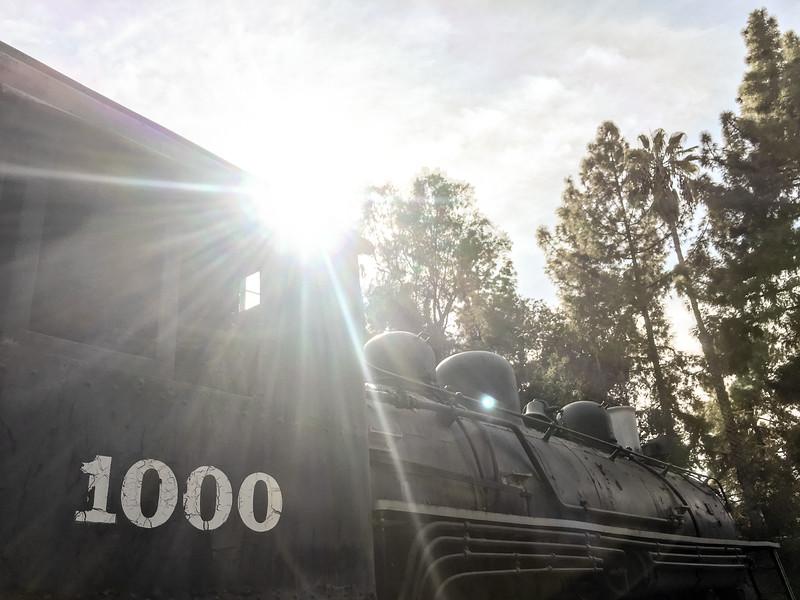Locomotive One Thousand
