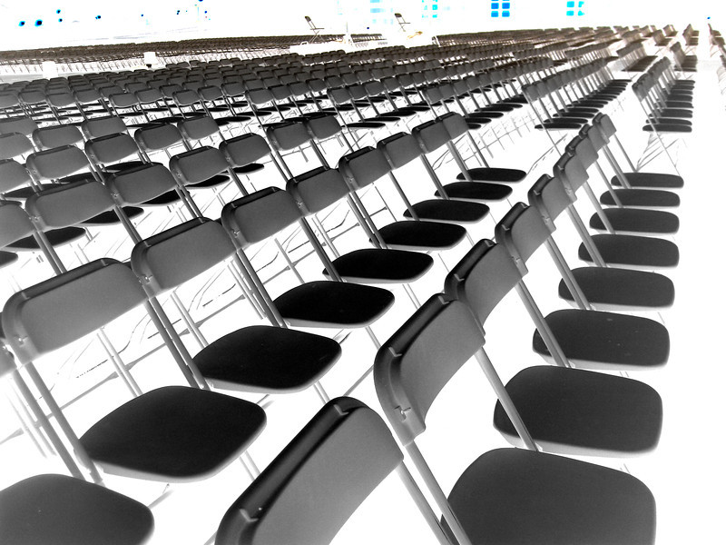 Inverted Chairs