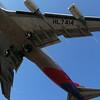 Overhead Landing