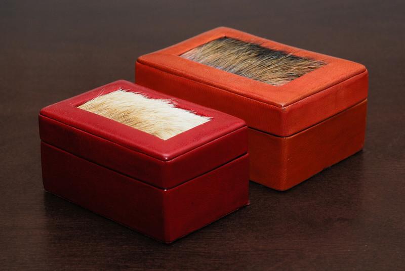 Furry Boxes