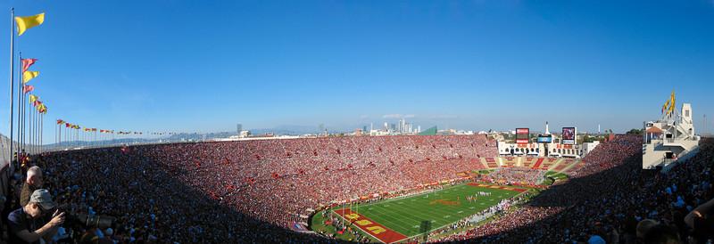 Coliseum Panorama