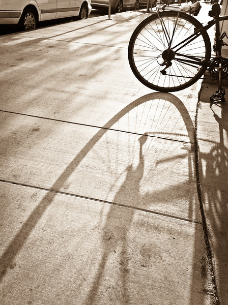 """<span id=""""date"""">_12/04/10_</span> <span id=""""title"""">Tire Shadow</span> Quick shot of a neat shadow outside the grocery store. I'm glad I stopped to take it - the bike and the sun were gone when we left the store.  <a href=""""http://www.jawsnap.net/Daily/year2/7157835_BfJPF#731917538_Sw7QF"""">[last year]</a>"""