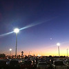 """<span id=""""date"""">_10/08/10_</span> <span id=""""title"""">Lot C</span> The view from our favorite LAX parking lot at dusk. Pretty much a desperation shot...  <a href=""""http://www.jawsnap.net/Daily/year2/7157835_BfJPF#674696832_obKXz"""">[last year]</a>"""