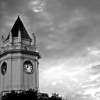 """<span id=""""date"""">__01/06/11__</span> <span id=""""title"""">Clock Tower</span> I took this shot of a tower in Westwood as I left work today. You'd think it's some historic building that has a really cool story behind it, but it's not, and doesn't. It is currently home to a dental practice. At least it was the last time I looked.  <a href=""""http://www.jawsnap.net/Daily/year2/7157835_BfJPF#759217478_52ifA"""">[last year]</a>"""