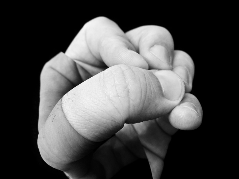 Thumb and Fingers