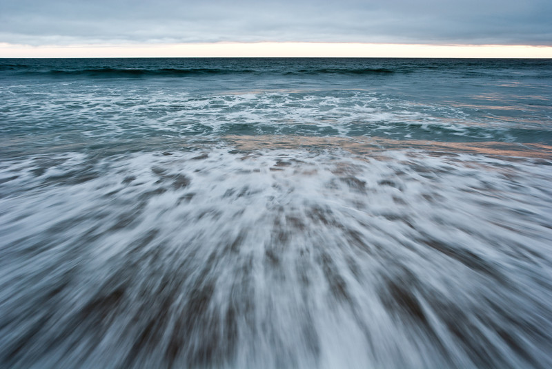 Oncoming Wave