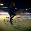"<span id=""date"">_06/04/11_</span> <span id=""title"">Ghostly Rider</span> I went out to dinner with some friends tonight in Culver City. As we were leaving, a group of about 100 bicyclists rode by, including this guy. It happened kind of quickly, so I had to leave the camera on P mode and just tried to pan with the action. I got a few interesting shots, but I like this once because of the obvious subject - some of the others had too many bicycles in them and it was just a total mess.  <a href=""http://www.jawsnap.net/Daily/year3/11272102_ACXDJ#890222575_PF8CT"">[last year]</a>"