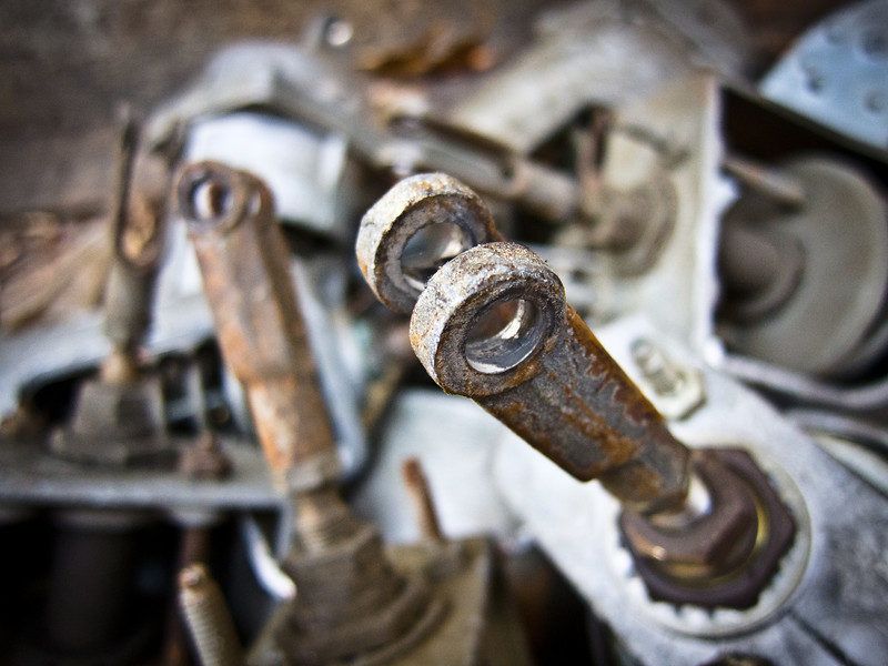 Old Actuator