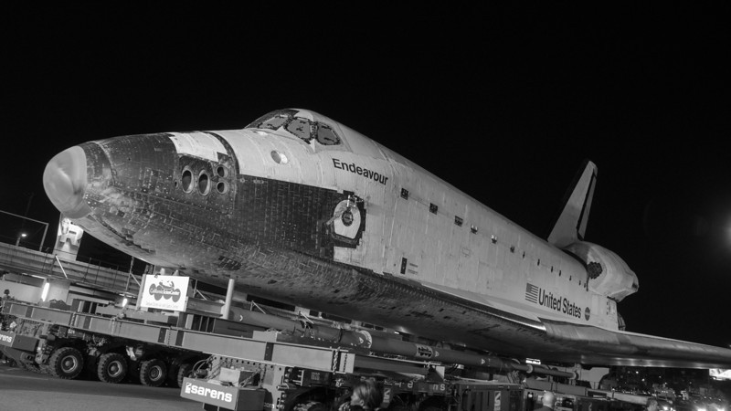 Endeavour in the Streets