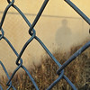 Chain Link Self Portrait