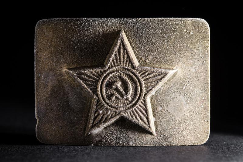 Soviet Buckle