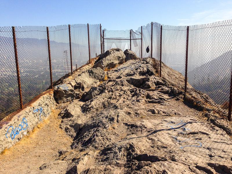 Fenced Precipice