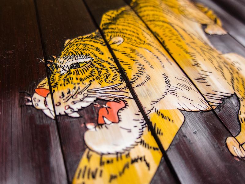 Bamboo Tiger