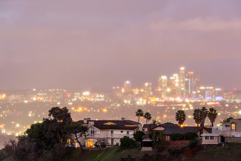 City of Soft Light