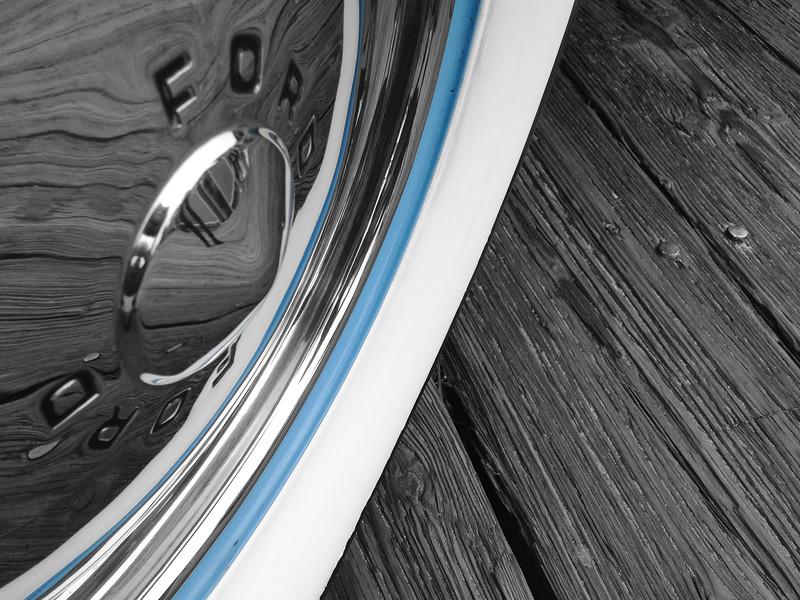 Woodie Wheel