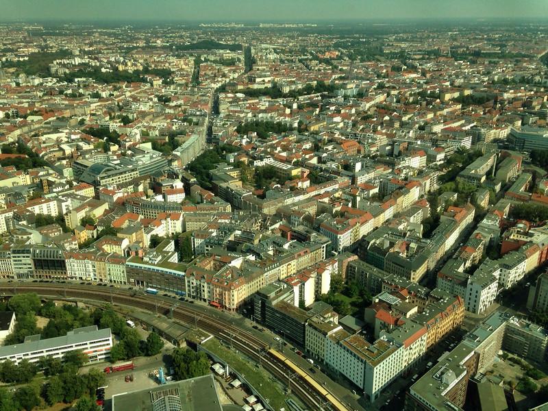 Fernsehturm View