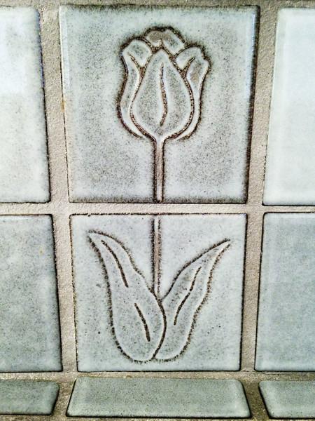Tile Tulip