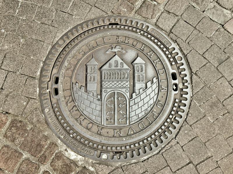 Boppard Manhole