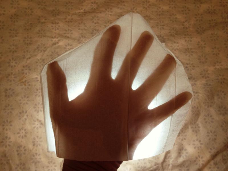 Kleenex Hand