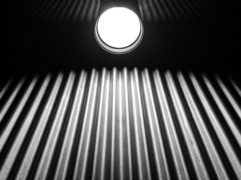 Corrugated Light