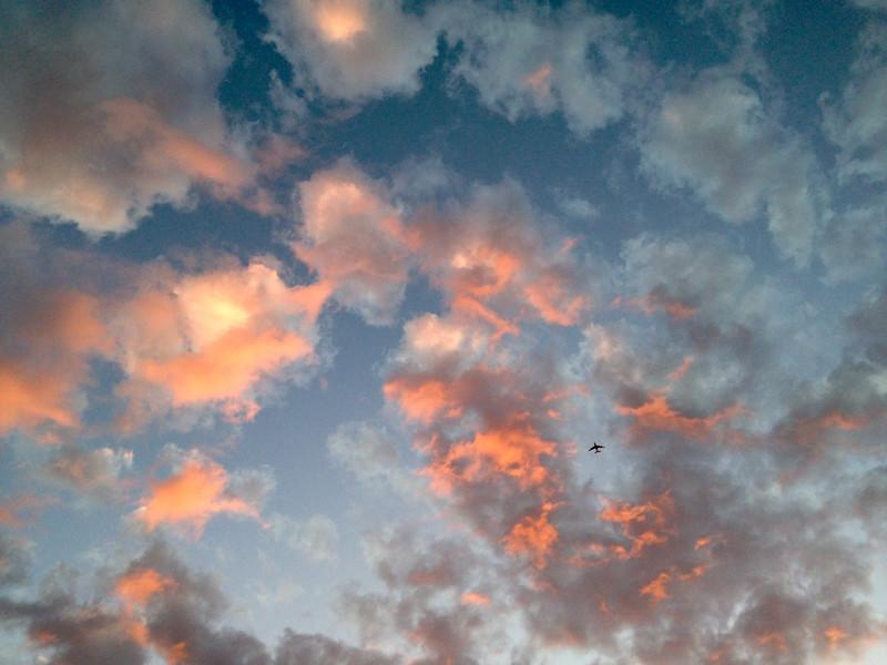 Big Sky, Tiny Plane