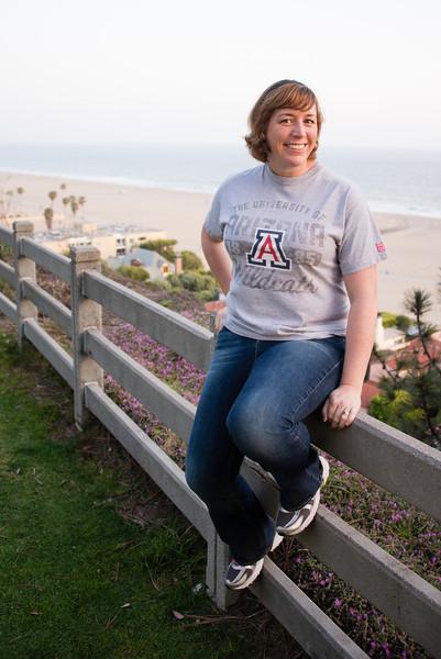 AZ Ann in CA