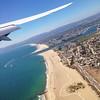 Departing LA