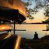 Man & Canoes