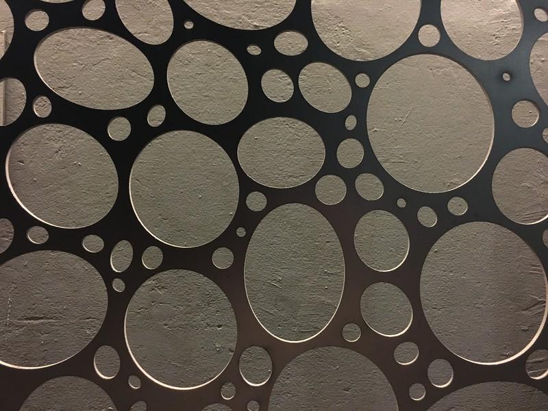 Extraordinary Holes